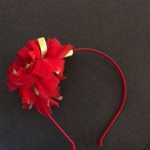 J crew headband